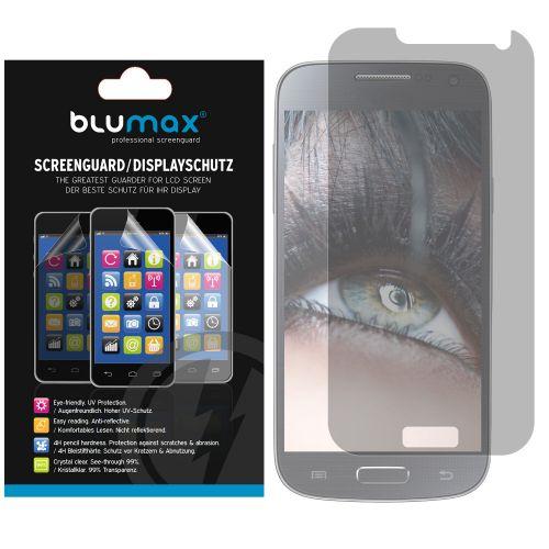 Протектор за телефон Samsung Galaxy S4 Mini i9190 Clear