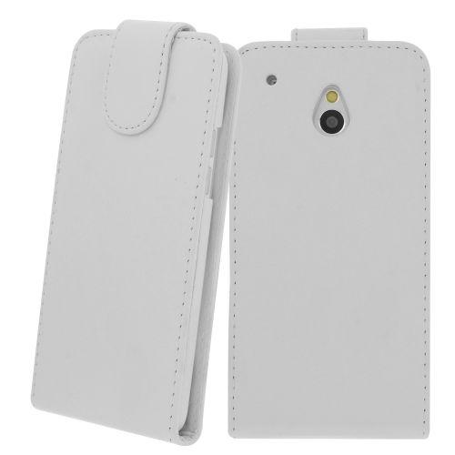 FLIP калъф за HTC One M4 Mini White (Nr 15)