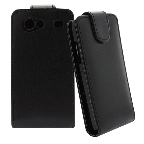 FLIP калъф за Samsung Galaxy S Advance GT-i9070 Black