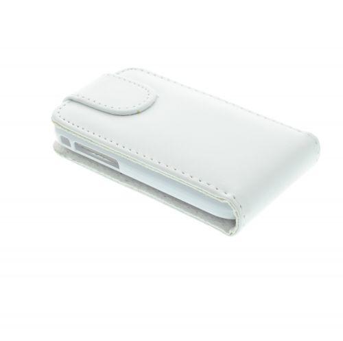 FLIP калъф за Samsung Galaxy Y GT-S5360 White (Nr 15)