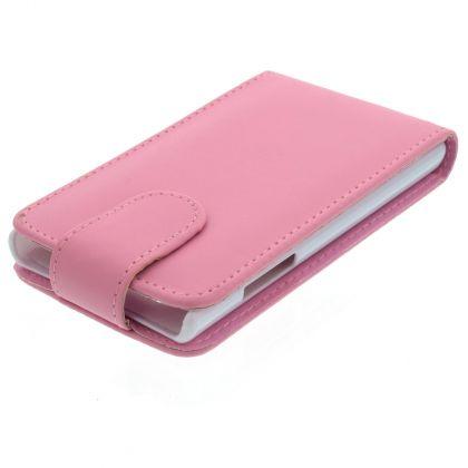 FLIP калъф за LG P700 Optimus L7 Pink (Nr 13)