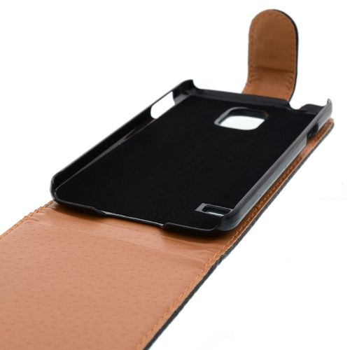 FLIP калъф за Samsung Galaxy S5 Black