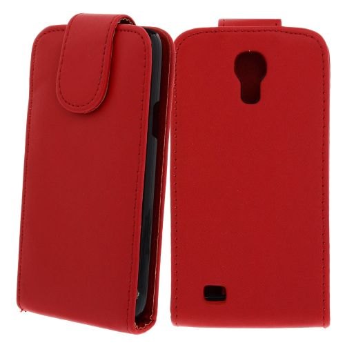FLIP калъф за Samsung Galaxy S4 Mini i9190 Red(Nr 7)