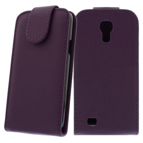 FLIP калъф за Samsung Galaxy S4 Mini i9190 Purple(Nr 19)