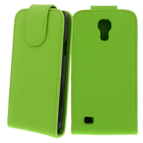FLIP калъф за Samsung Galaxy S4 Mini i9190 Green(Nr 30)