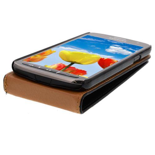 FLIP калъф за Samsung Galaxy S4 Active i9295 Black