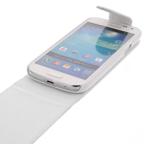 FLIP калъф за Samsung Galaxy S4 Mini i9190 White