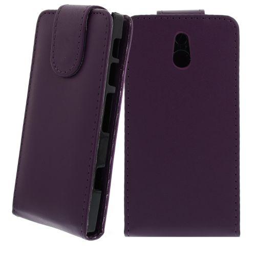 FLIP калъф за Sony Xperia P Purple (Nr 33)
