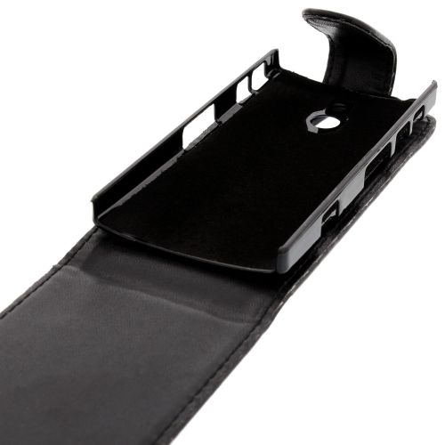 FLIP калъф за Sony Xperia P Black