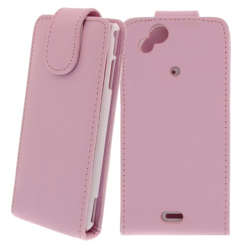 FLIP калъф за Sony Xperia Arc S X12 Pink (Nr 13)