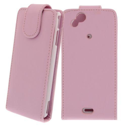 FLIP калъф за Sony Xperia Arc S X12 Pink (Nr 13)