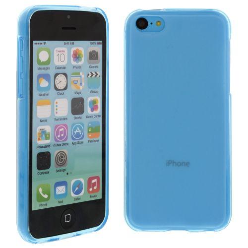 Силиконов кейс за iPhone 5C Turquoise