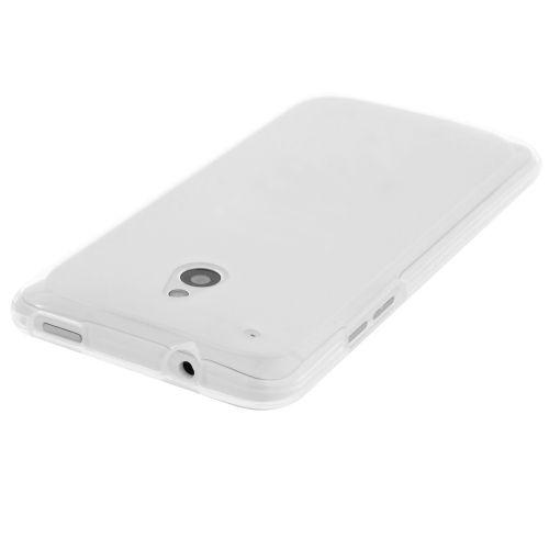 Силиконов кейс за HTC One Mini M4 White