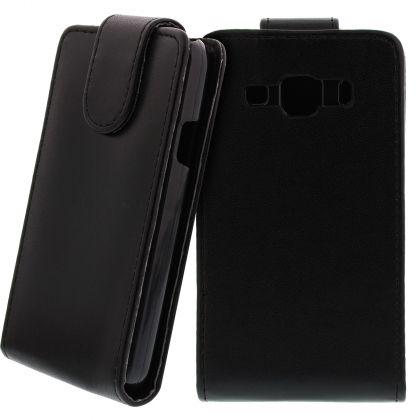FLIP калъф за Samsung Galaxy Xcover GT-S5690 Black