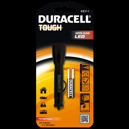 Фенер Duracell Tough Keylight KEY-1 + 1xAAA