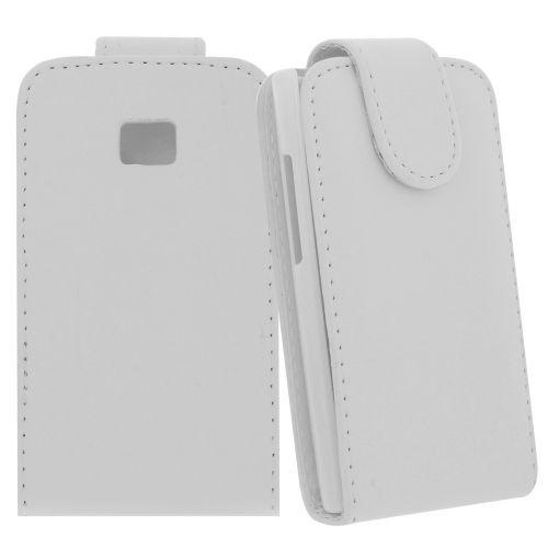 FLIP калъф за LG E400 Optimus L3 White (Nr 15)
