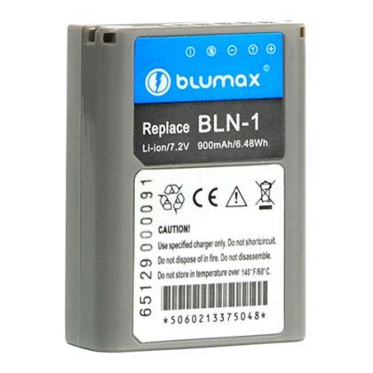 Батерия за фотоапарат Olympus BLN-1 900mAh + зарядно
