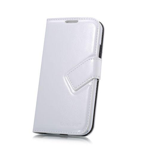 Blumax PU Wallet Booksytle Case Samsung Galaxy S4 i9500 White