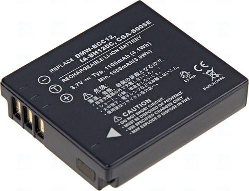 Батерия за видеокамера Samsung IA-BH125C, 1100 mAh