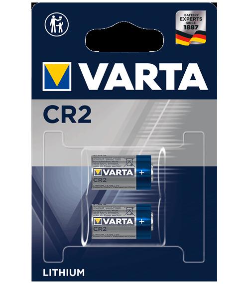 Литиеви батерии CR2 - Varta