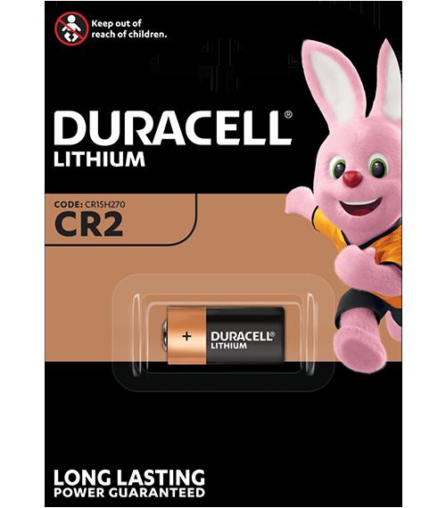 Литиева батерия CR2 - Duracell