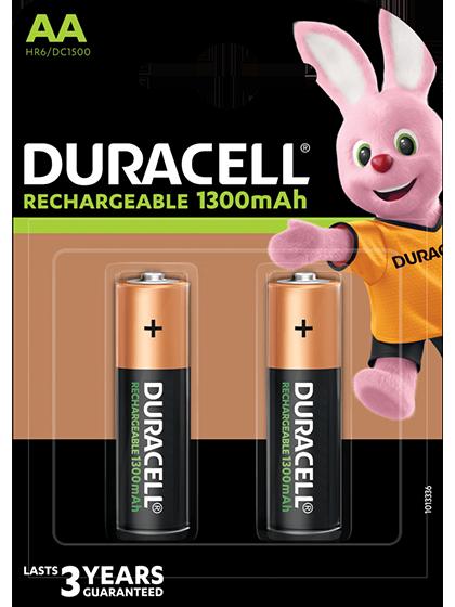Акумулаторни батерии АА Duracell Supreme AA - 2400 mAh