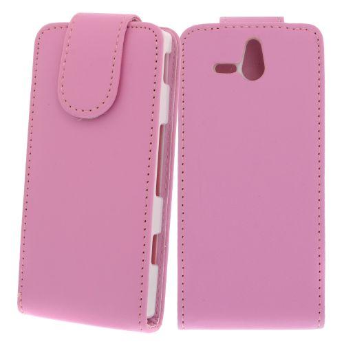 FLIP калъф за Sony Xperia U Pink
