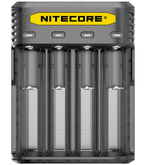 Зарядно за батерии 18650 Nitecore Q4