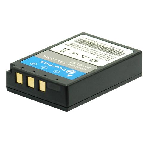 Blumax батерия за Olympus PS-BLS1 1100mAh