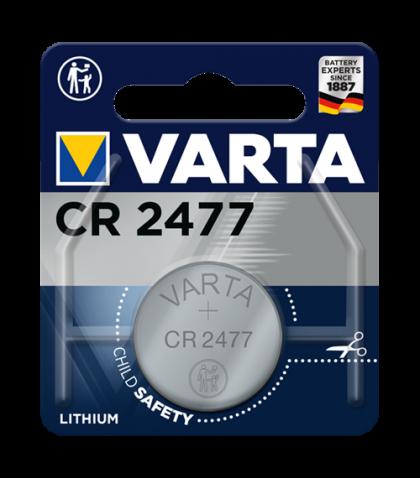 Литиева батерия CR2477 Varta CR2477 - 3V