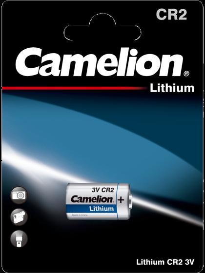 Литиева батерия CR2 Camelion CR2 - 3V