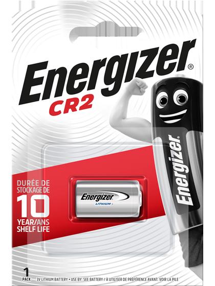 Литиева батерия CR2 Energizer CR2 - 3V