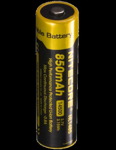 Литиево-йонна батерия AA 14500 Nitecore AA - 850 mAh 3.7V