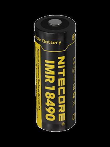 Литиево-йонна батерия 18490 Nitecore IMR18490 11000 mAh 3.7V