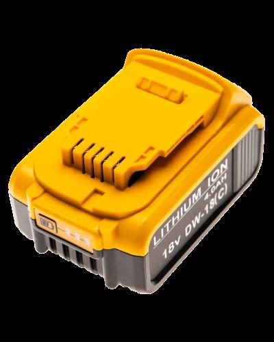 Батерия за винтоверт Dewalt 18V Li-Ion 4000 mAh Dewalt  DCB180
