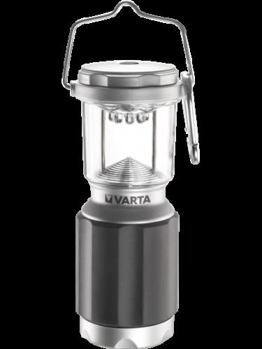 LED Къмпинг лампа за палатка Varta XS Camping с 4 батерии АА