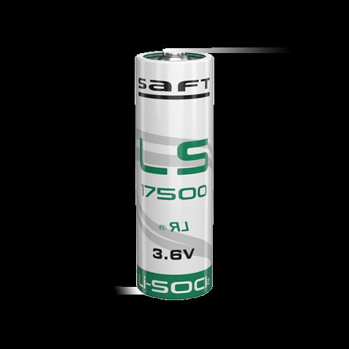 SAFT LS17500 3,6V 3600mAh Z-пластина