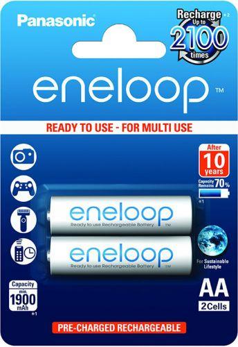 Акумулаторни батерии Panasonic Eneloop AA 1900 mAh
