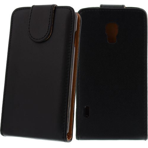 FLIP калъф за LG P710 Optimus L7 2 Black
