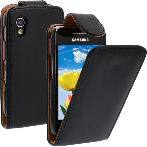FLIP калъф за Samsung Galaxy ACE GT-S5830 Black