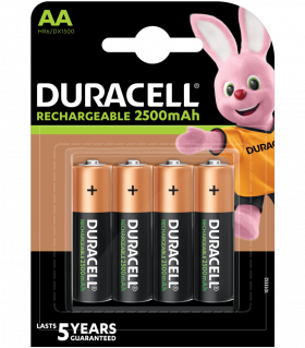 DURACELL Stay Charged HR6 AA 2400mAh BL4