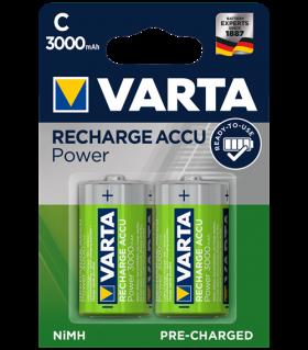 Акумулаторни батерии Varta Ready2Use C 3000mAh BL2