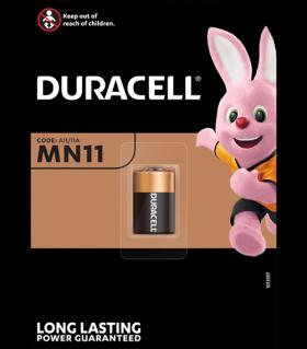 Алкална батерия MN11 Duracell MN11 - A11 6V