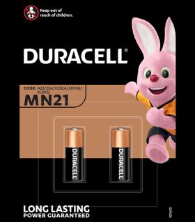 Алкални батерии MN21 A23 Duracell MN21 - 23A 12V