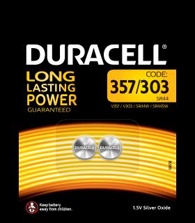 DURACELL D357 (REF 303) BL2