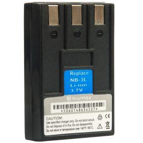 Батерия за Canon NB-3L Li-Ion 750 mAh - Blumax