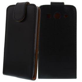 FLIP калъф за Huawei Ascend G520 525 Black