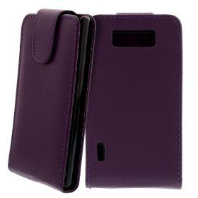 FLIP калъф за LG P700 Optimus L7 Purple