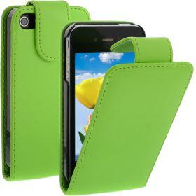 Калъф за телефон iPhone 4/4S - Зелен