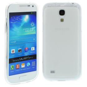 Силиконов кейс за Samsung Galaxy S4 mini -white